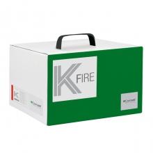 Comelit 43KIT002 | Kit Antincendio con centrale convenzionale 2 Zone
