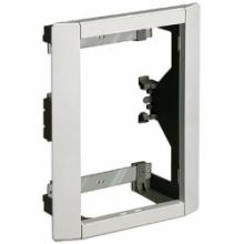 Bticino 16102LTG | multibox - set installazione 2 mod grigio