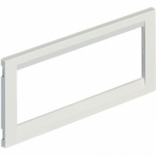 Bticino 16136F/6 | multibox - placca per 6 living international/light