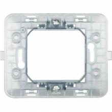 Bticino 500SM2A | matix - supporto 2P scatola tonda