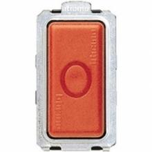 Bticino 5017 | magic - pulsante NC 1P 16A (arresto)