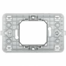 Bticino 503S/2A | matix - supporto a 2 moduli centrati