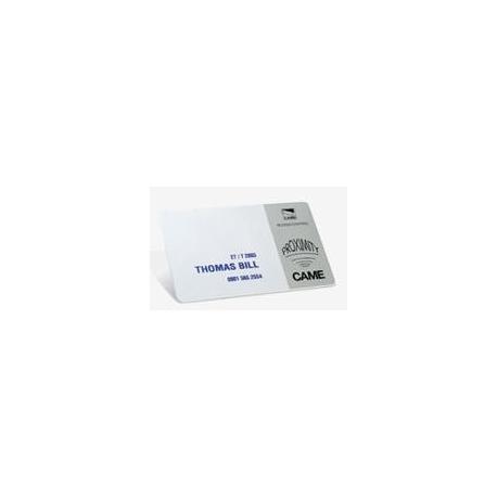 Came, 001TST02,  Tessera magnetica formato ISO 781