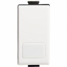 Bticino AM5005L | matix - pulsante 1P 10A NO illuminabile