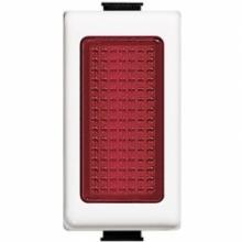 Bticino AM5060R | matix - portalampada colore rosso
