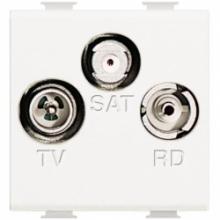 Bticino AM5173SAT | matix - presa TV/RD/SAT derivata