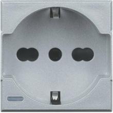 Bticino HC4140/16 | axolute - presa std tedesco/italiano