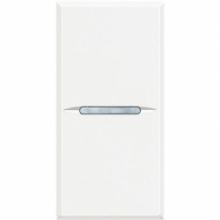 Bticino HD4004 | axolute - invertitore 16A bianco