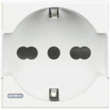 Bticino HD4140A16 | axolute - presa std tedesco-italiano