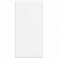 Bticino HD4950 | axolute - tasto falso polo bianco