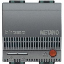 Bticino L4511/12 | living international - rivelatore gas metano 12Vac/dc