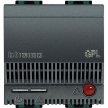 Bticino L4512/12 | living international - rivelatore di gas GPL 12Vac/dc