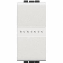 Bticino N4054 |Livinglight- invertitore ax 16A 1m bianco