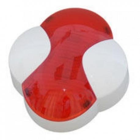 Urmet 1043/135 | Ripetitore ottico fuoriporta con buzzer