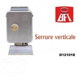 BFT D121018 ECB ELETTROSERRATURA VERTIC.