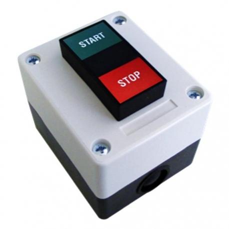 BFT D121611 SPC PULSANTIERA 2 PULSANTI START/STOP