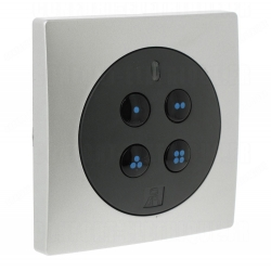 BFT P121016 RB RADIO BUTTONS 4CH 433MHZ A MURO