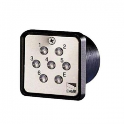 Came 001S6000 Selettore digitale da incasso senza scheda