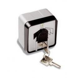 Came 001SET-J Selettore a chiave da esterno con sportello di protezione