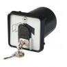 Came 001SET-K Selettore a chiave da incasso con protezione serraturura