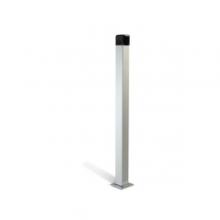 Came 001DELTA-B Colonnina in alluminio anodizzato naturale altezza 0,5 mt.